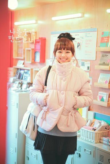 韩国蜜糖麻豆 甜美圣诞搭配图集